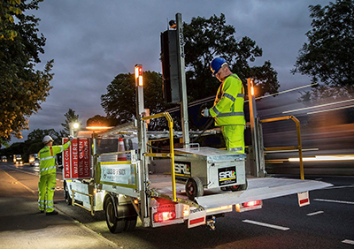 Traffix lights the way ahead with innovative, Bevan-bodied dropsiders